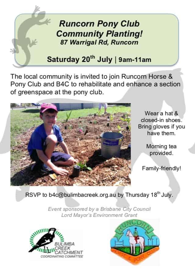 Runcorn community Planting